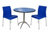 Cafe Package 2 Seat - Blue