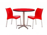 Cafe Package 2 Seat - Red