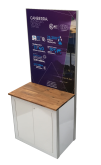 The Exhibition Display POD (Single Sided)