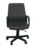 Executive Medium Back - Grey 4115