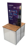 The Exhibition Display POD (Double Sided)