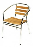 Alfresco Timber Chair 4104