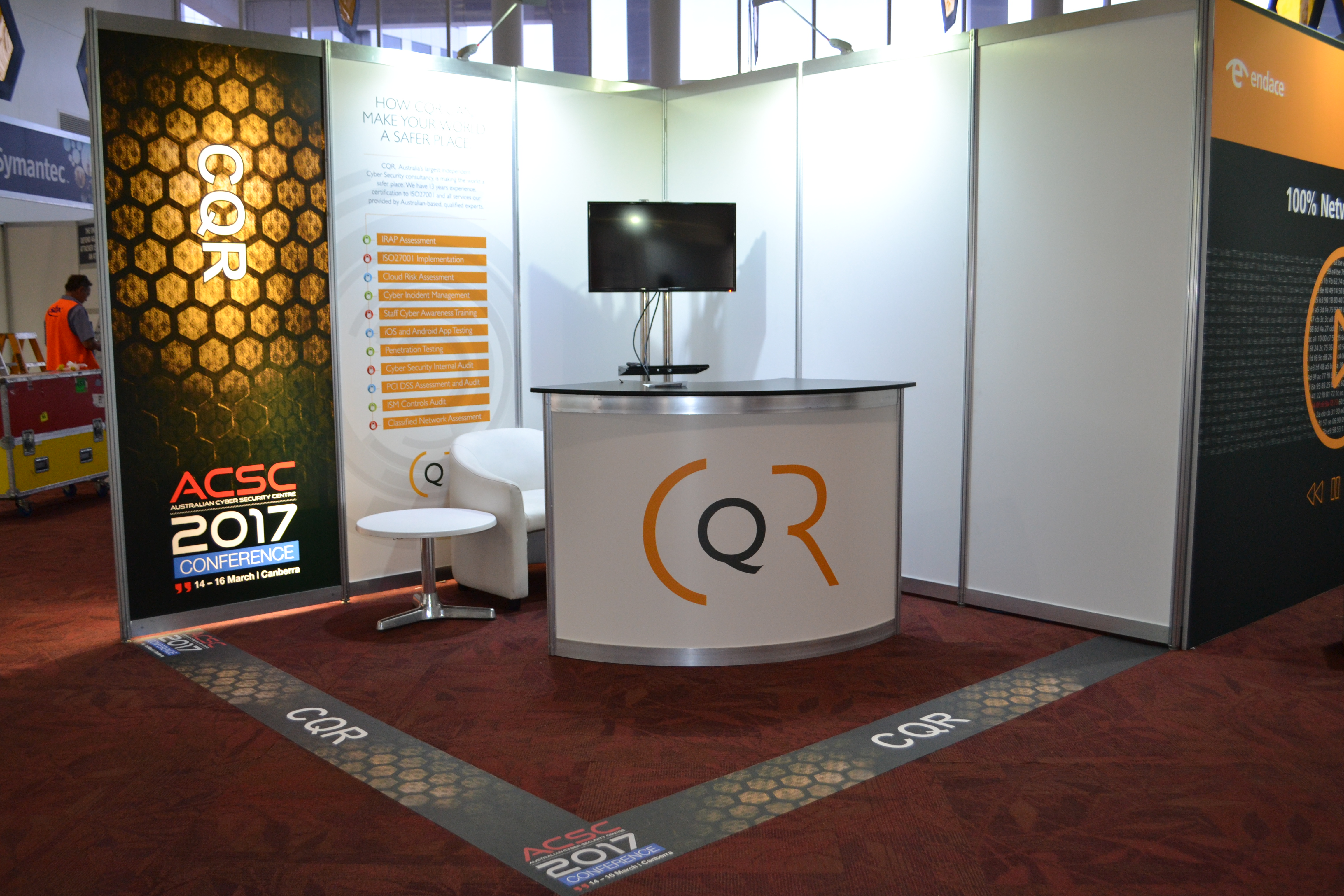 3x3 Booth 2