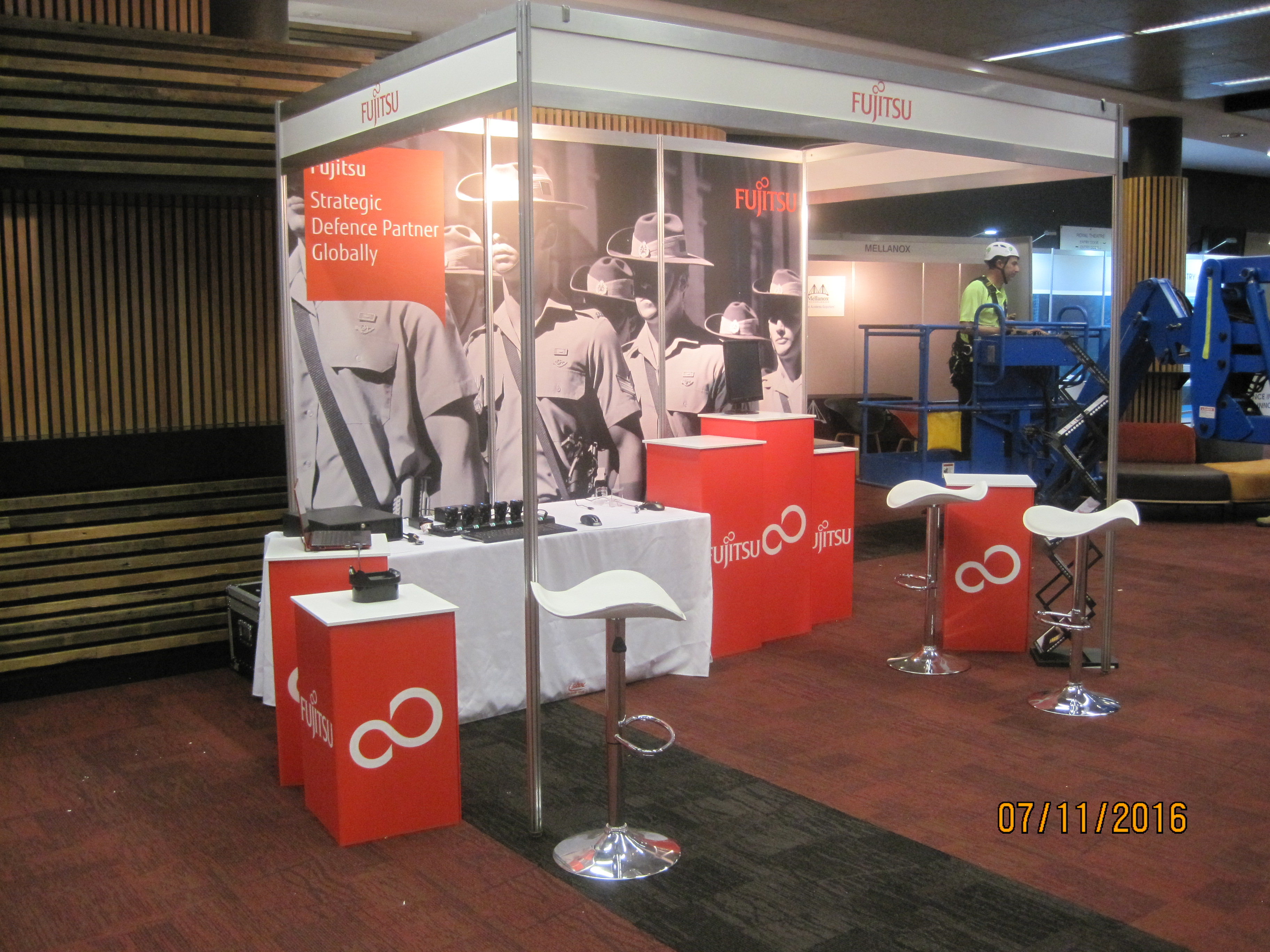 3x3 Booth 1