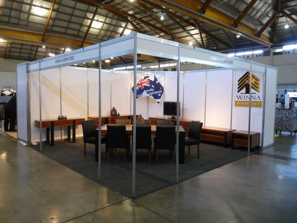 5x5 Booth