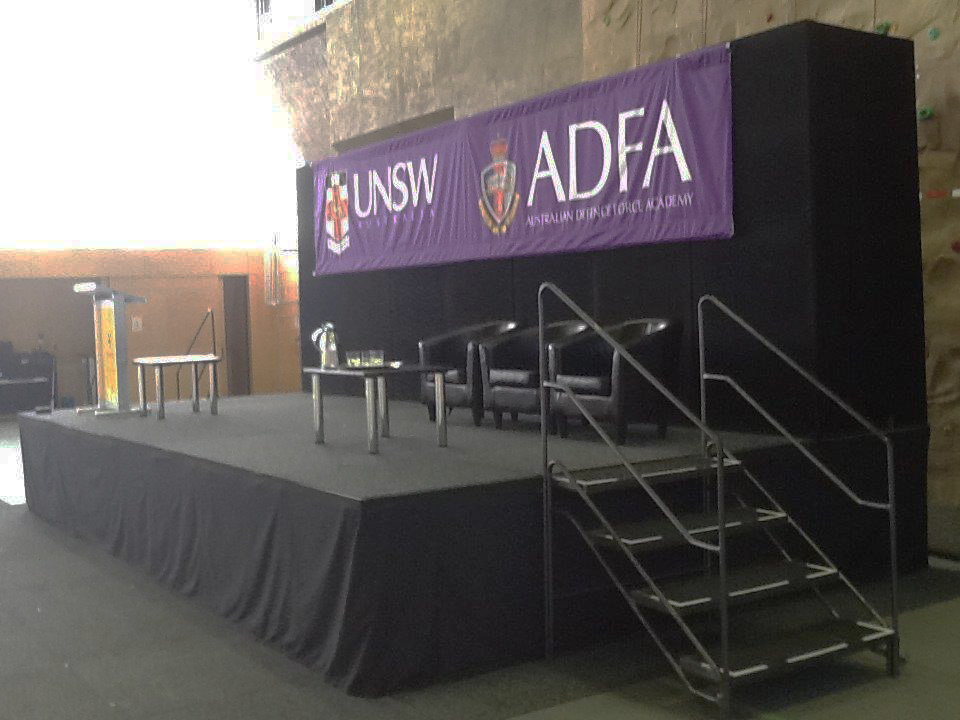 Lecture Stage